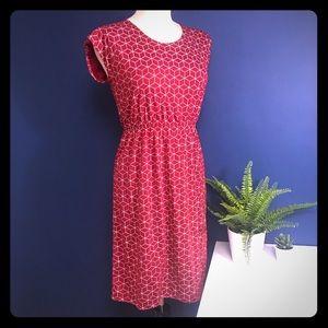 Dresses & Skirts - Printed Geo Dress